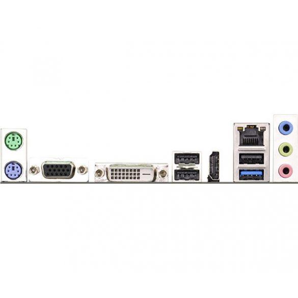AsRock D1800M Intel DC Celeron J1800 mATX alaplap