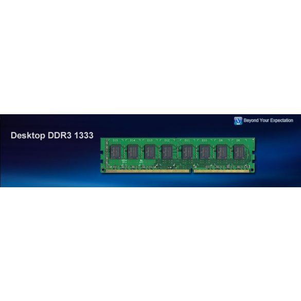 Veritech 2GB 1333MHz DDR3 memória
