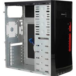 Tracer Discover ATX számítógép ház táp nélkül USB3.0