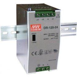 DR-120-48 48V 120W tápegység DIN