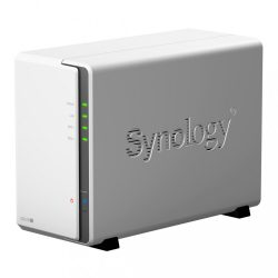 """Synology NAS DS218j Disk Station 2x3.5"""" 2x1.3Ghz"""