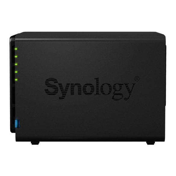 Synology DS415+ 4 lemezes NAS szerver