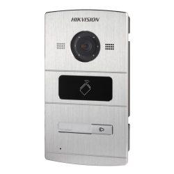 Hikvision DS-KV8102-IM Egylakásos IP IR video kaputelefon kültéri egység