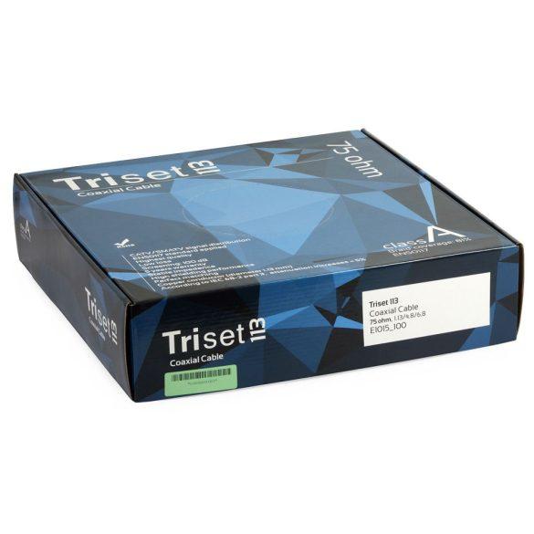 """X-Master Triset 113 """"A"""" kategóriás H113 koax kábel"""