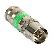 Kompressziós Koax aljzat PCT-IECF-9 Triset-113 kábelhez