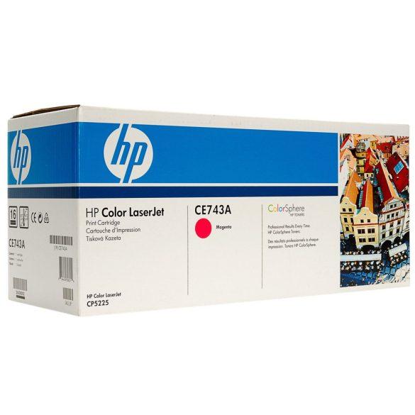 HP toner CE743A M