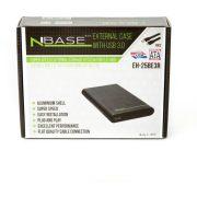 """nBase EH25BE3R 2,5"""" SATA USB2.0 külső hdd ház"""