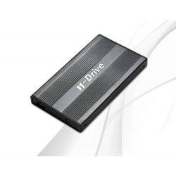 """nBase EH25NDS2 2,5"""" SATA USB2.0 külső hdd ház"""