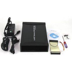 """LC-Power EH-525B-PS SATA/IDE 5,25"""" USB2.0 külső ház"""
