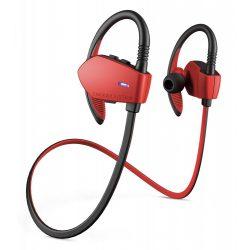 Energy Sistem Sport 1 Bluetooth fejhallgató, piros