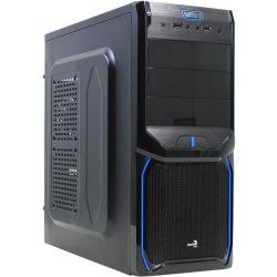 AeroCool V3X Evil Blue midi számítógépház