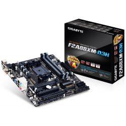 Gigabyte F2A88XM-D3H FM2 alaplap