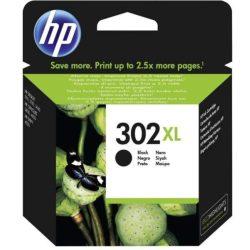 HP 302XL (F6U68AE) fekete tintapatron
