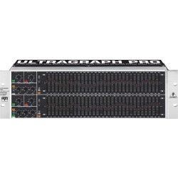 Behringer FBQ-6200 equalizer