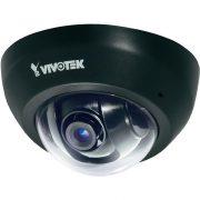 Vivotek FD8136 IP kamera 1Mp dome, fekete