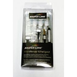 Silver Line FDH-005 mikrofonos fülhallgató