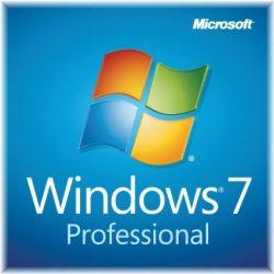 Microsoft Windows 7 Pro 64bit HU 1pk DSP LCF