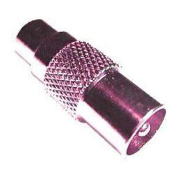 FS91 koax dugó - RCA aljzat adapter
