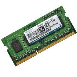 Kingmax 2GB 1333Mhz DDR3 Notebook memória
