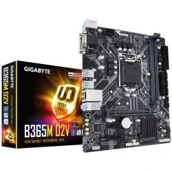 Gigabyte GA-B365M-D2V LGA1151 DDR4 mATX alaplap