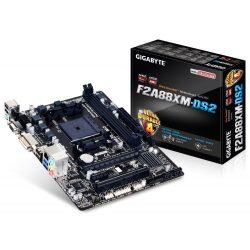 Gigabyte F2A88XM-DS2 FM2 alaplap