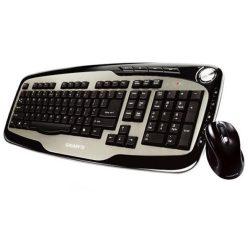 Gigabyte GK-KM7600 vezeték nélküli billentyűzet és egér