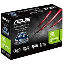 Asus GT610-SL-2GD3-L nVidia GT610 2GB GDDR3 PCI-Ex grafikus kártya