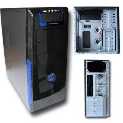 FlashPoint HAPPY-33B számítógép ház tápegység nélkül