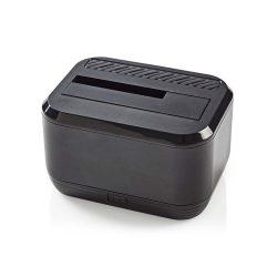 Nedis HDDUSB3200BK küldő merevlemez dokkoló, USB3.0