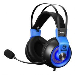 Marvo HG9035 fejhallgató 7.1 fekete-kék