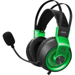Marvo HG9035 fejhallgató 7.1 fekete-zöld