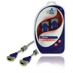 HQ HQSC-040-3.0 VGA kábel 3m