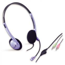 Genius HS-02B Stereo headset