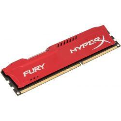 Kingston HyperX FURY RED HX316C10FR/4 4GB 1600MHZ DDR3 memória