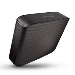 """Samsung HX-D201TDB 3,5"""" 2TB külső merevlemez"""