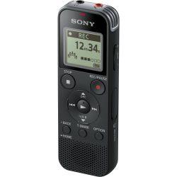 Sony ICD-PX470 4GB+MicroSD slot sztereo MP3 chipdiktafon