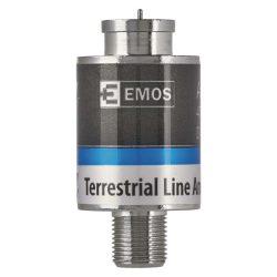 Emos 20dB DVB-T/T2 antenna erősítő patron