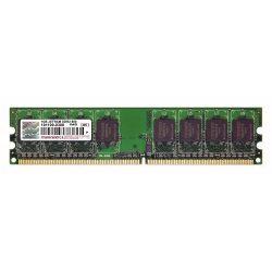 Transcend JM800QLU-1G 1GB 800MHz DDR2 memória