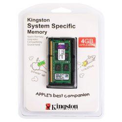 Kingston Apple KTA-MB1600S/4G 4GB 1600MHz DDR3 notebook memória
