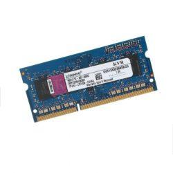 Kingston KVR1333D3S8S9/2G 2GB 1333MHz DDR3 Notebook memória