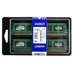 Kingston KVR1333D3N9K2/2G 2GB (2*1GB) DDR3 1333MHz memória