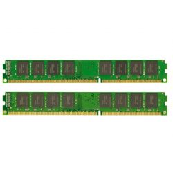 Kingston KVR1333D3N9K2/8G 8GB DDR3 1333MHz (kit of) memória