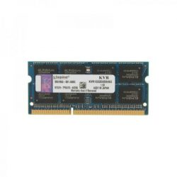 Kingston SO-DIMM 8GB 1333MHz DDR3 notebook memória