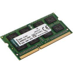 Kingston KVR16LS11/8 8GB 1600MHz DDR3L Notebook memória