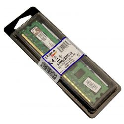 Kingston KVR667D2E5/2G 2GB 667MHz ECC DDR2 server memória