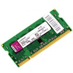 Kingston KVR667D2S51G 1GB 667MHz DDR2 Notebook memória