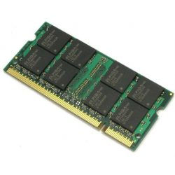 Kingston KVR800D2S6/2G 2GB 800MHz DDR2 SODIMM notebook memória