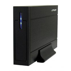 """LC-Power LC-35U3-Sirius 3,5"""" SATA USB3.0 külső tároló ház"""