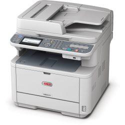 OKI MB451dn multifunkciós lézer nyomtató+fax