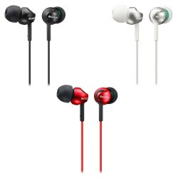 Sony MDR-EX110LP/B fülhallgató